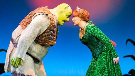 Jolly green giant: Shrek is a lot of fun