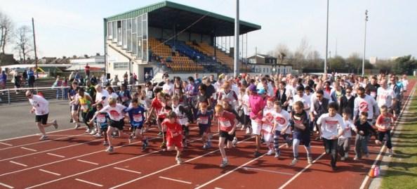 Sport Relief Croydon