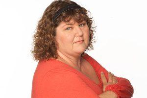 Cheryl Fergison: staging a premiere in Croydon