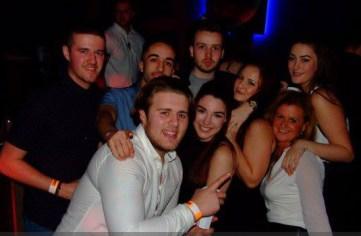 Croydon club-goers enjoying Luna's opening night last Friday