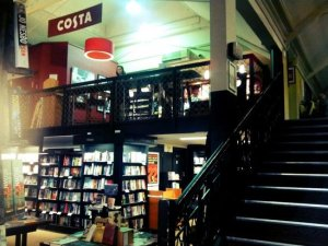 Croydon Council's focus groups appear to have elided 'library' with coffee-selling book shops