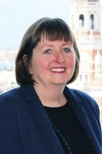 Barbara Peacock: returning to Croydon for exec director job