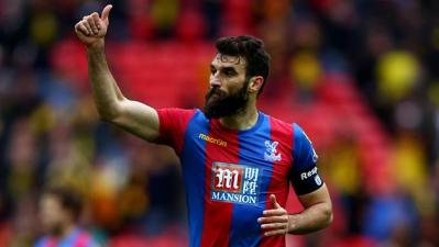 Fair dinkum: Saturday will be a first for Australian football and Mile Jedinak