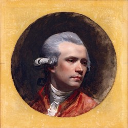 John Singleton Copley's self-portrait