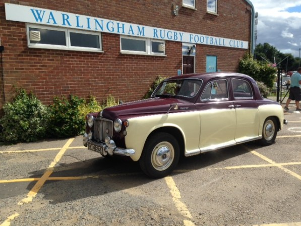 1950s Rover 2