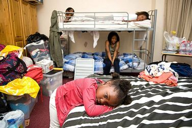 More children in London have been forced to live in temporary accommodation than ever before, according to figures from Gavin Barwell's new department