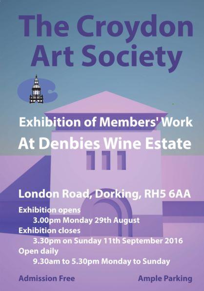 Croydon Art Society Denbies