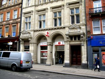 Croydon's Post Office on the High Street could be under threat