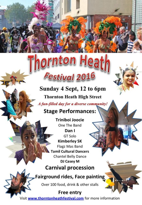 Thornton Heath Festival