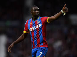 Cheerio? Yannick Bolasie, a £25m target for Everton