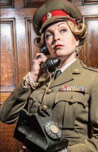 Spy drama meets cabaret with Eva von at the Spread Eagle Theatre