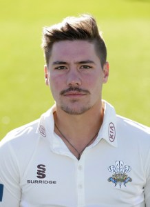 Rory Burns: consistently batting well, says Batty
