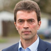 Tom Brake: if his seat is split up, he may find it hard to remain an MP