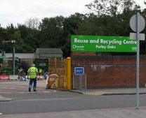 The local dump at Purley Oaks is Croydon Council's latest suggestion for a traveller's site