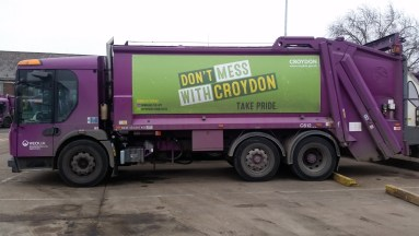 Is Croydon Council matching its sloganising with effective action on the state of the streets?