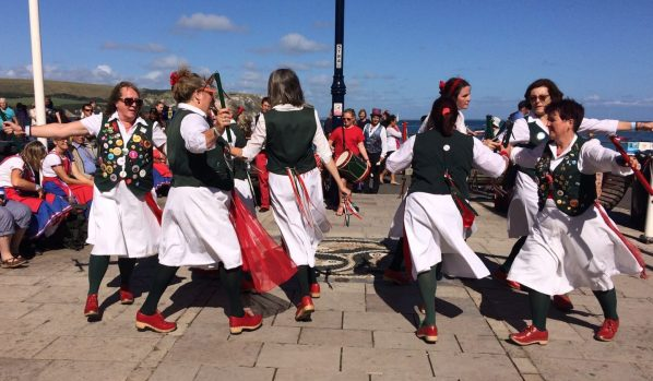 Fancy having a go at some traditional folk dancing?
