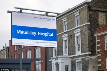 The Foxley Lane home is part-run by the South London and Maudsley mental health care trust