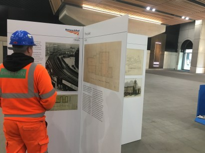 The London Bridge Station history exhibition runs until December 23
