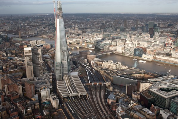 London Bridge, as it looked five years ago, before the start of the major engineering works