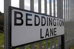 beddington-lane-road-sign