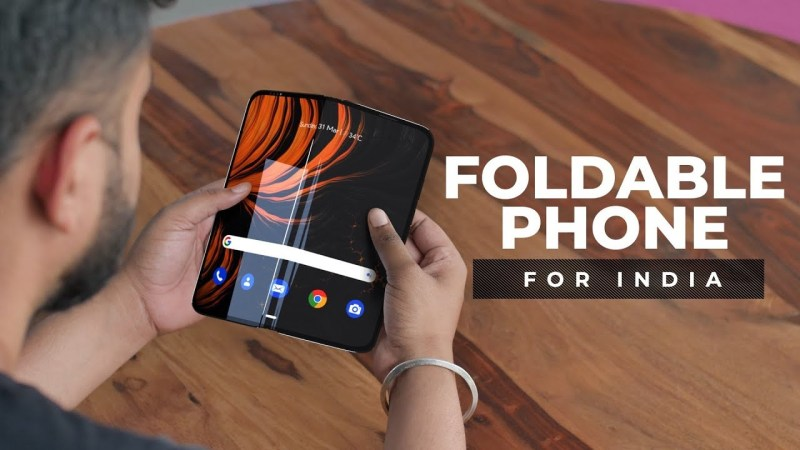 Bphon – India's first foldable Smartphone by BeeBom