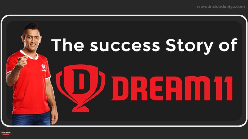 The Success Story of Dream11 – Biggest Fantasy Sports Platform