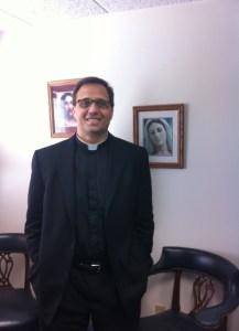"Fr. Eugene ""Geno"" Sylva, S.T.L., S.T.D."