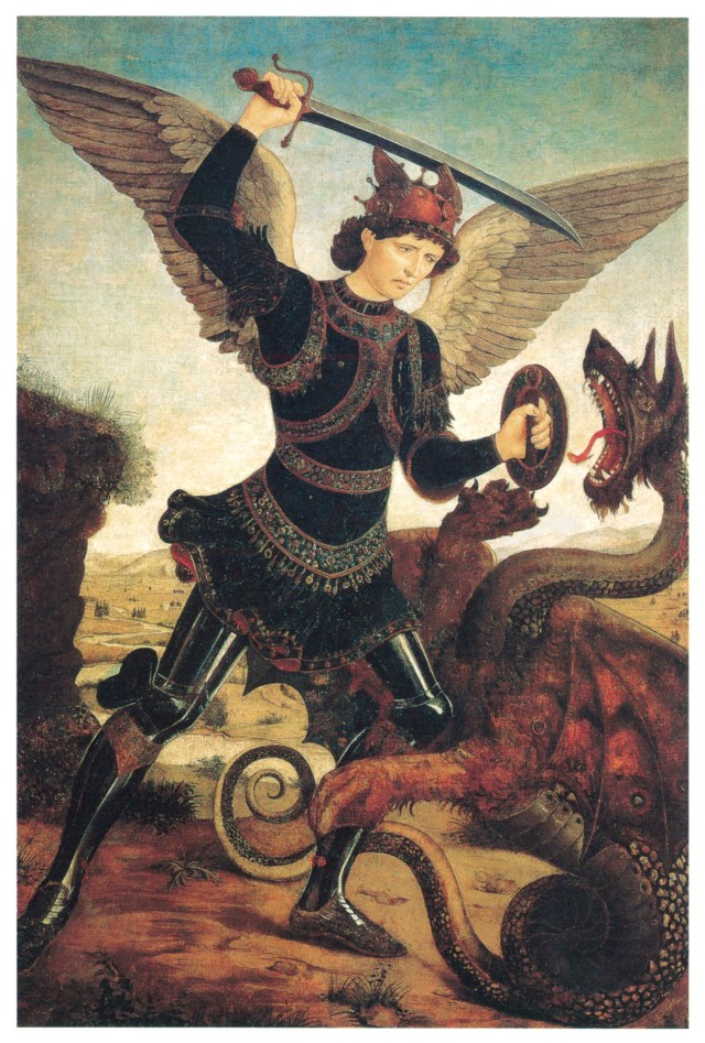 Angels 2 st. michael devil