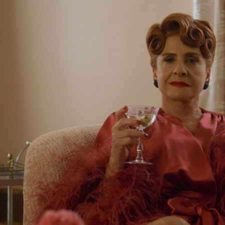 """Patti LuPone as Avis in """"Hollywood."""" (Photo courtesy of Netflix)"""