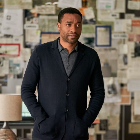"Chiwetel Ejiofor as CopleyÓ in ""The Old Guard."" (Photo courtesy of Netflix)"