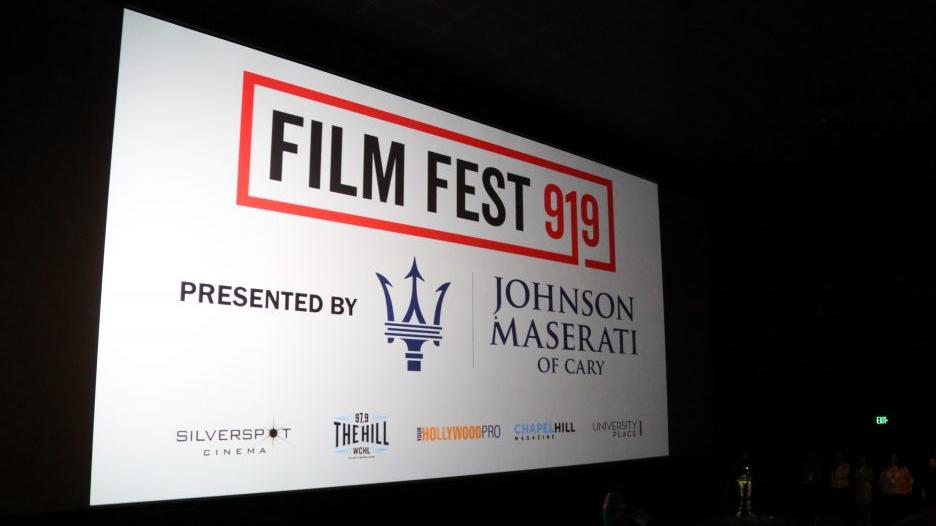 Film Fest 919 Logo