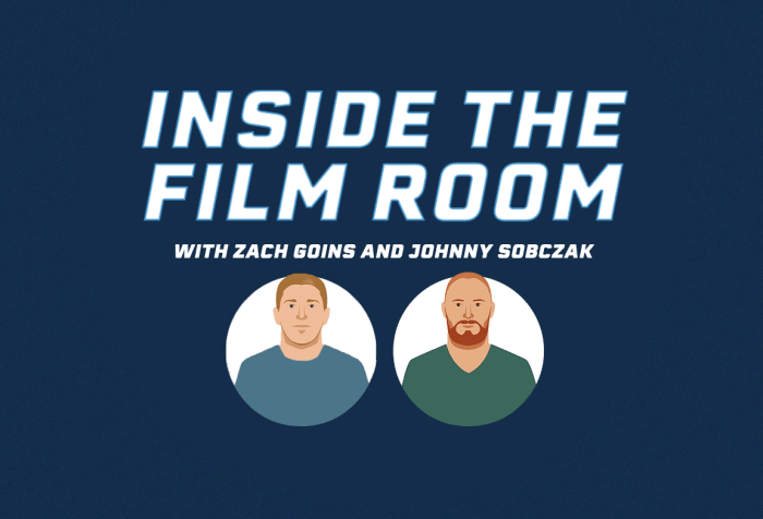 Inside The Film Room Podcast Logo