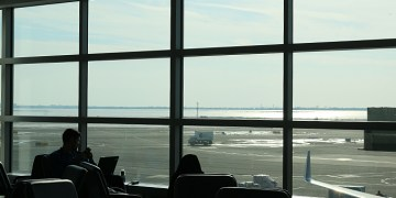 Airport Gate New York