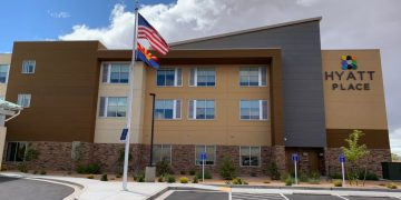 the new Hyatt Place Page