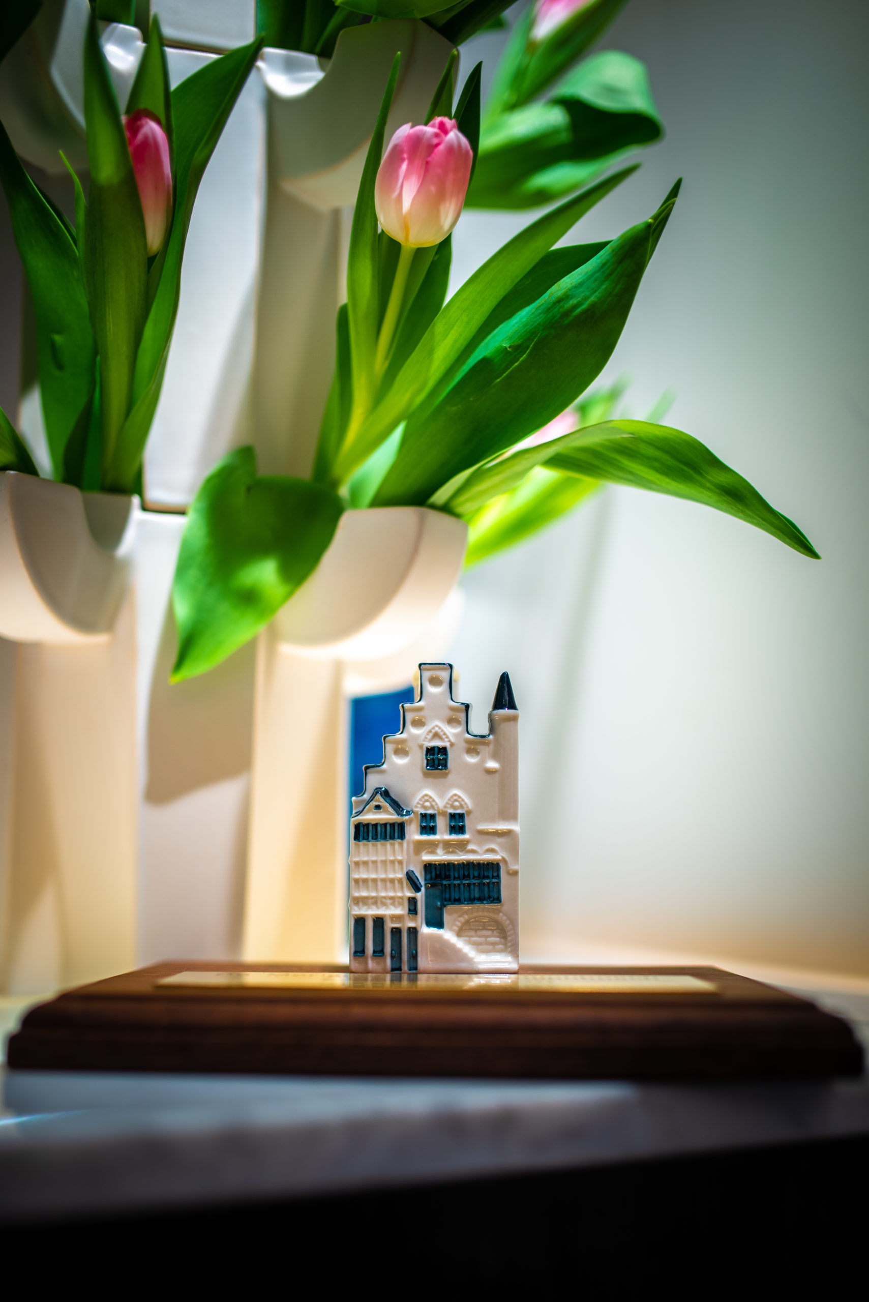 KLM presents its House 101, as gift for all intercontinental business class passengers (Source: KLM)