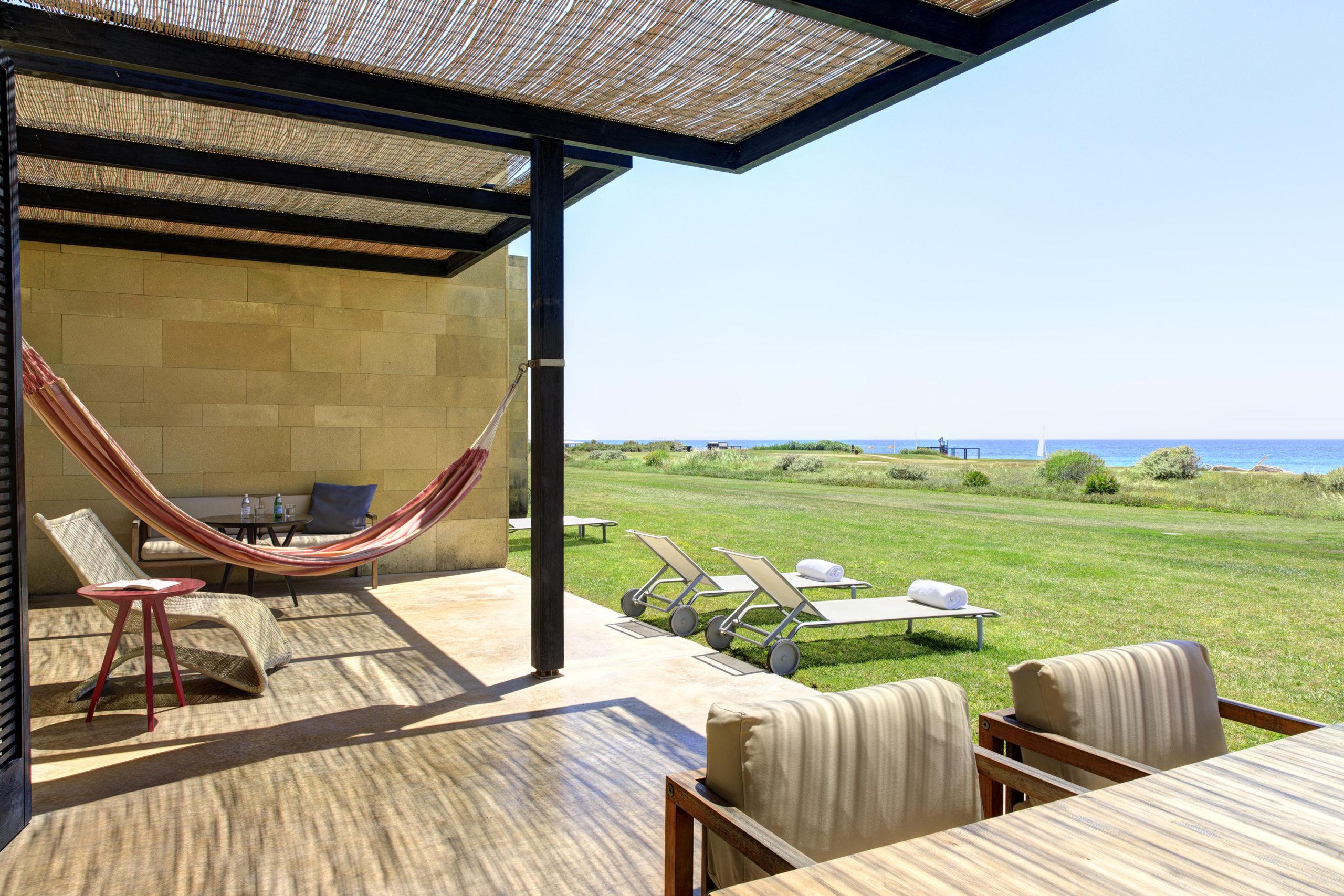 Reise durch Italien Verdura Resort