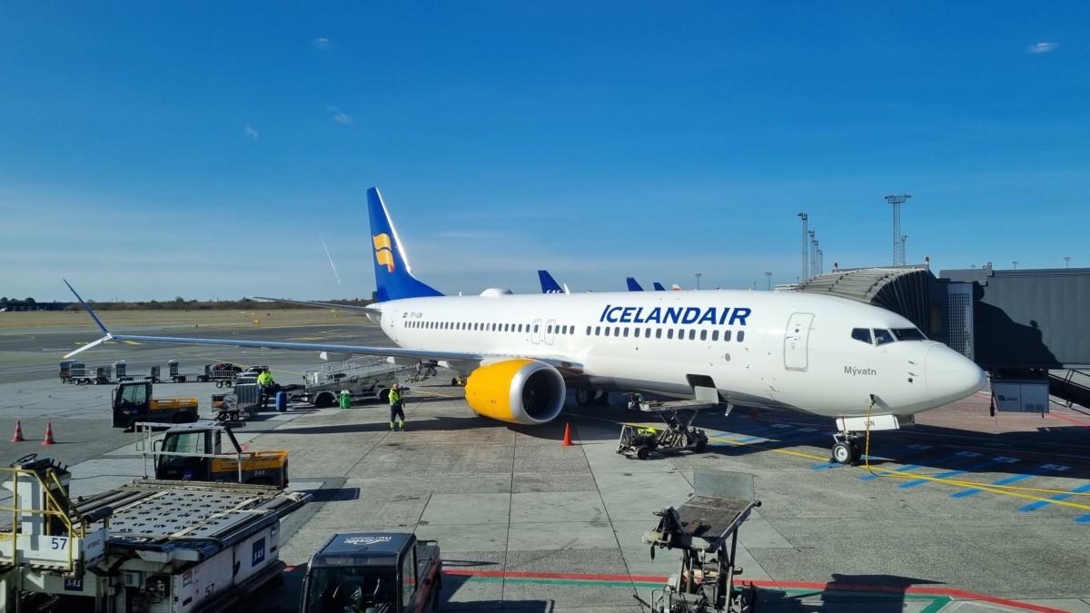 Icelandair - Boeing 737 MAX