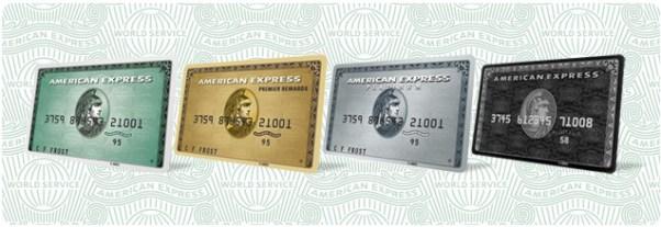 American Express Kaarten