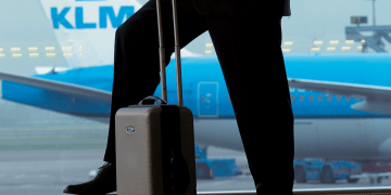 gratis bagage voor bluebiz