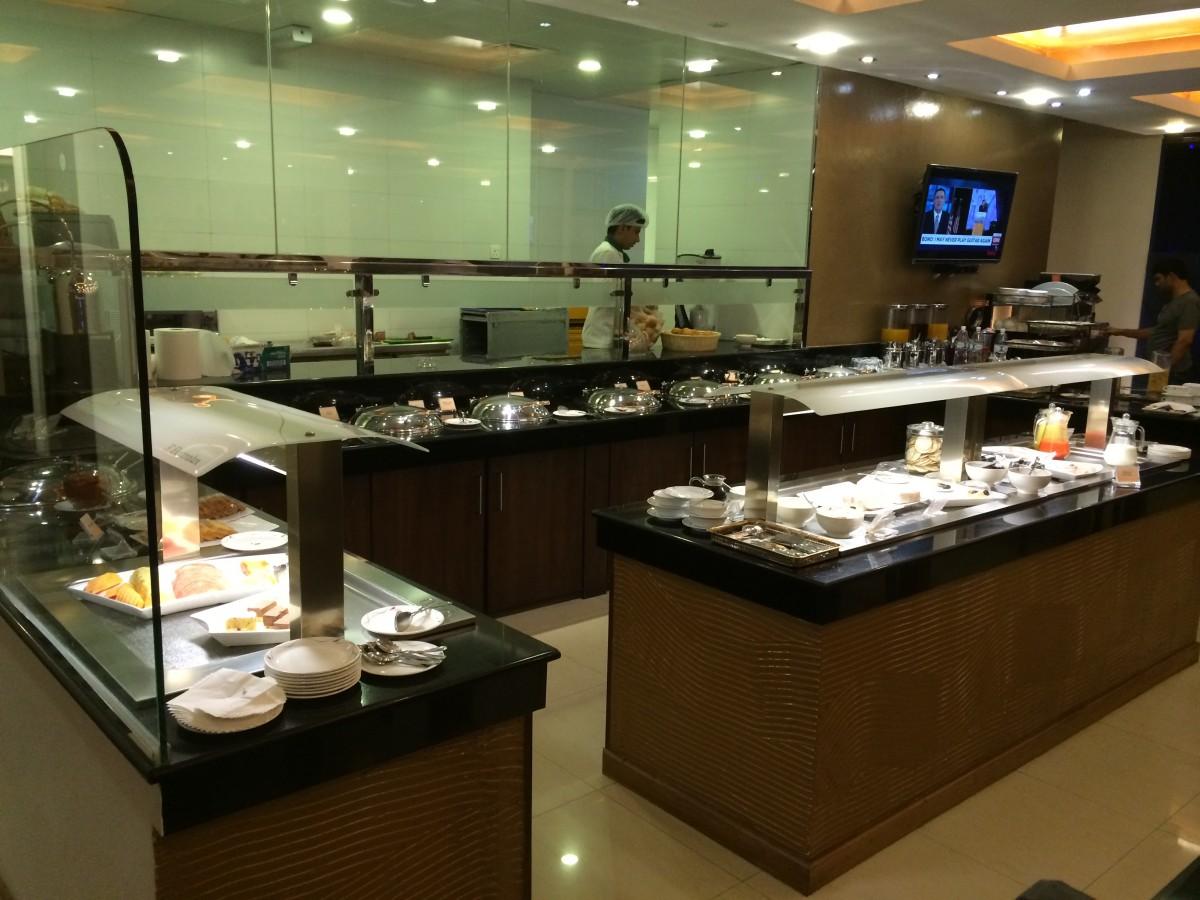 SriLankan Airlines Serendib Lounge Colombo