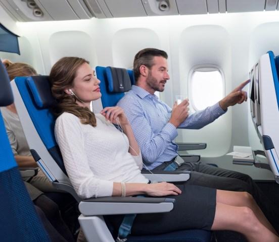 KLM Economy