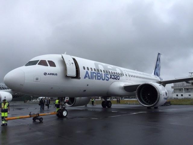De Airbus A320neo is een alternatief voor de Boeing 737 MAX 8