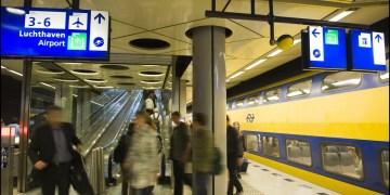 Station Schiphol NS