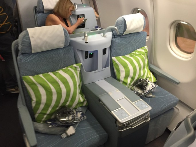 Finnair Business Class