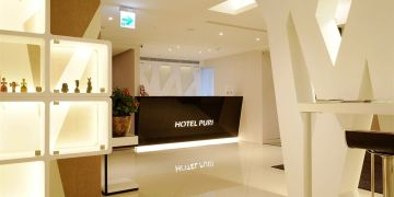 Review Hotel Puri Taipei Station Branch