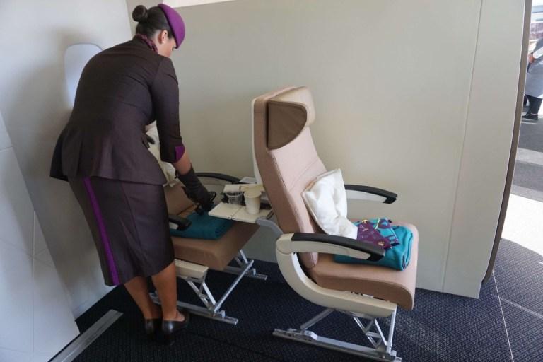 Etihad Airways Mobile Exhibition
