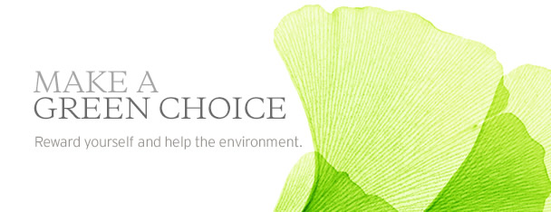 SPG make a green choice
