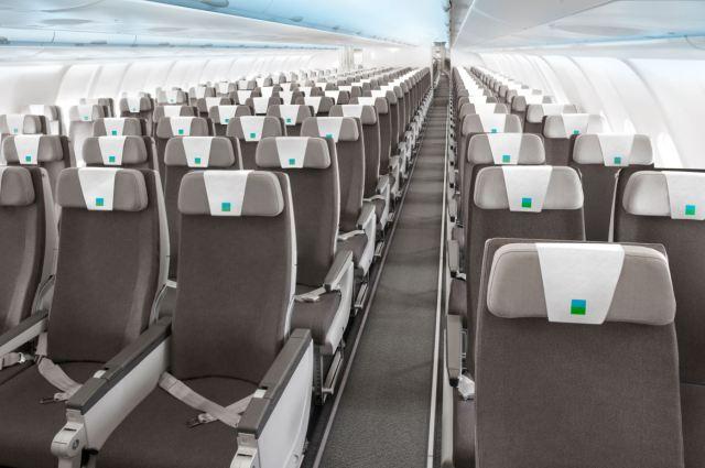 LEVEL A330 cabine