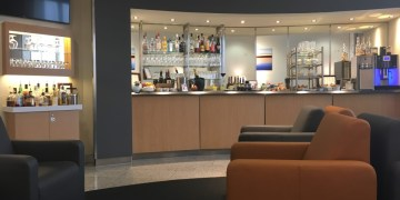 Lufthansa lounge