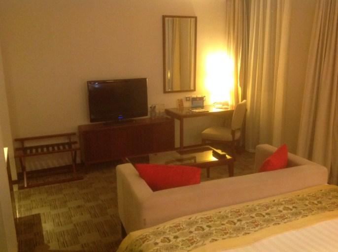 Mercure Beijing Downtown, suite